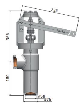 Клапан 879-65-РА-01