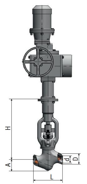 Клапан 1с-13-5Э