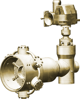 Regulating disk valve picture