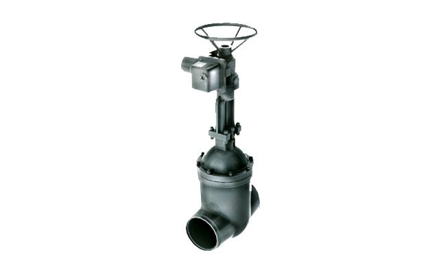 Gate valve on a high pressure 880-400-э Picture