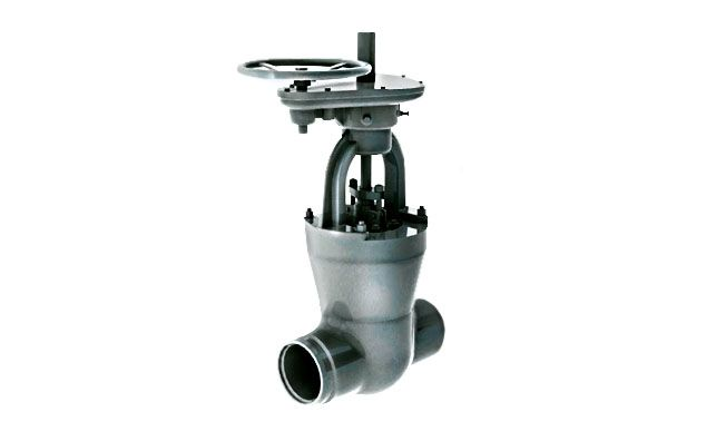 Gate valve on a high pressure 1120-100-цз-01 Picture