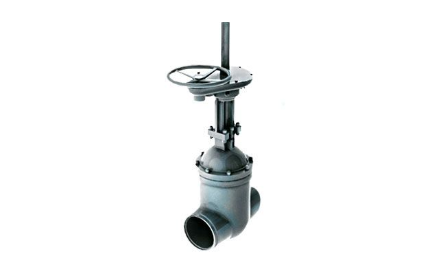 Gate valve on a high pressure 850-400-цз Picture