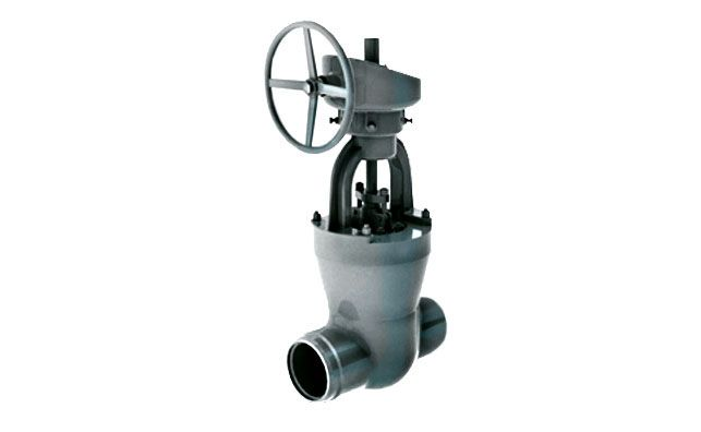 Gate valve on a high pressure 880-150-кз Picture