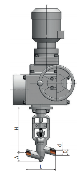 Regulating needle valves 10с-5-2-1э  Picture